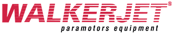 Walkerjet-paramotors Sticky Logo