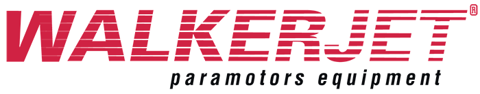 Walkerjet-paramotors Sticky Logo Retina